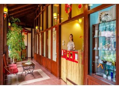 СПА комплекс и салон красоты | Отель  «ALEAN FAMILY RESORT & SPA RIVIERA/ Ривьера Анапа»