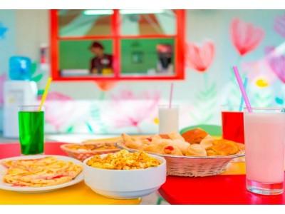 "Детское кафе ""Карамелька"" | Отель  «ALEAN FAMILY RESORT & SPA RIVIERA/ Ривьера Анапа»"