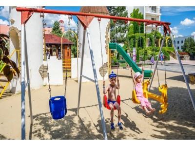 Инфраструктура для детей | Отель  «ALEAN FAMILY RESORT & SPA RIVIERA/ Ривьера Анапа»