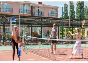 Спортивно-игровые площадки|Отель  «ALEAN FAMILY RESORT & SPA RIVIERA/ Ривьера Анапа»