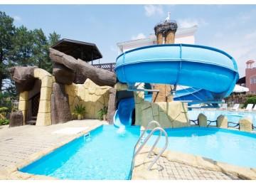 Комплекс бассейнов| «ALEAN FAMILY RESORT & SPA RIVIERA/ Ривьера Анапа»