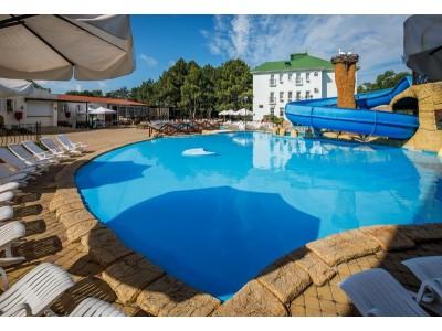 Комплекс бассейнов| Отель  «ALEAN FAMILY RESORT & SPA RIVIERA/ Ривьера Анапа» Комплекс бассейнов| Отель  «ALEAN FAMILY RESORT & SPA RIVIERA/ Ривьера Анапа»