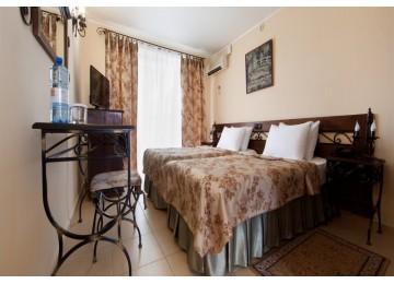 STANDART 2- МЕСТНЫЙ | Номера и цены  2018 год | Отель  «ALEAN FAMILY RESORT & SPA RIVIERA/ Ривьера Анапа»