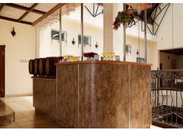 Основной ресторан «Riviera»  |Отель  «ALEAN FAMILY RESORT & SPA RIVIERA/ Ривьера Анапа»