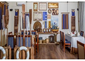 Гастрономическое кафе «Mon Plaisir»   | Отель  «ALEAN FAMILY RESORT & SPA RIVIERA/ Ривьера Анапа»