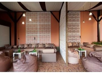 «Кальянный лаунж» |Отель  «ALEAN FAMILY RESORT & SPA RIVIERA/ Ривьера Анапа»