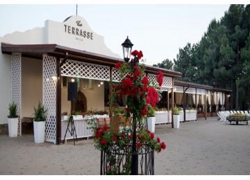 Снек-бар «La Terrasse»   | Отель  «ALEAN FAMILY RESORT & SPA RIVIERA/ Ривьера Анапа»